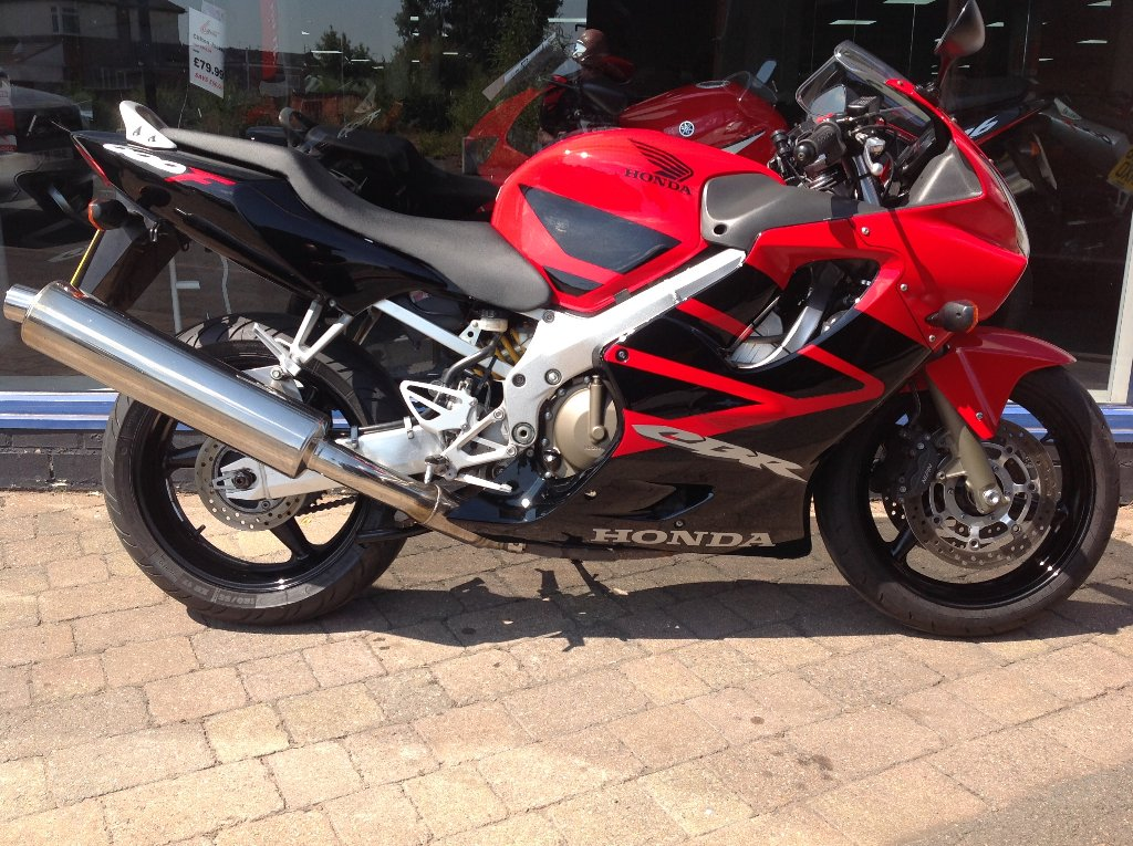 Honda CBR600F 600 F