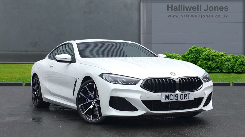 Image 1 - BMW 840d xDrive Coupe (MC19ORT)
