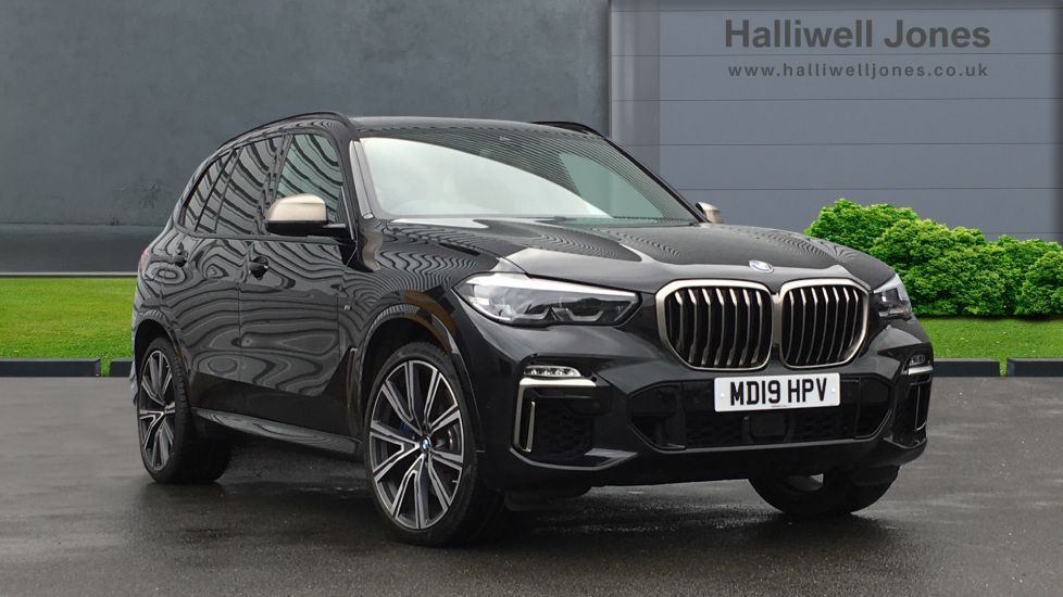 Image 1 - BMW M50d (MD19HPV)