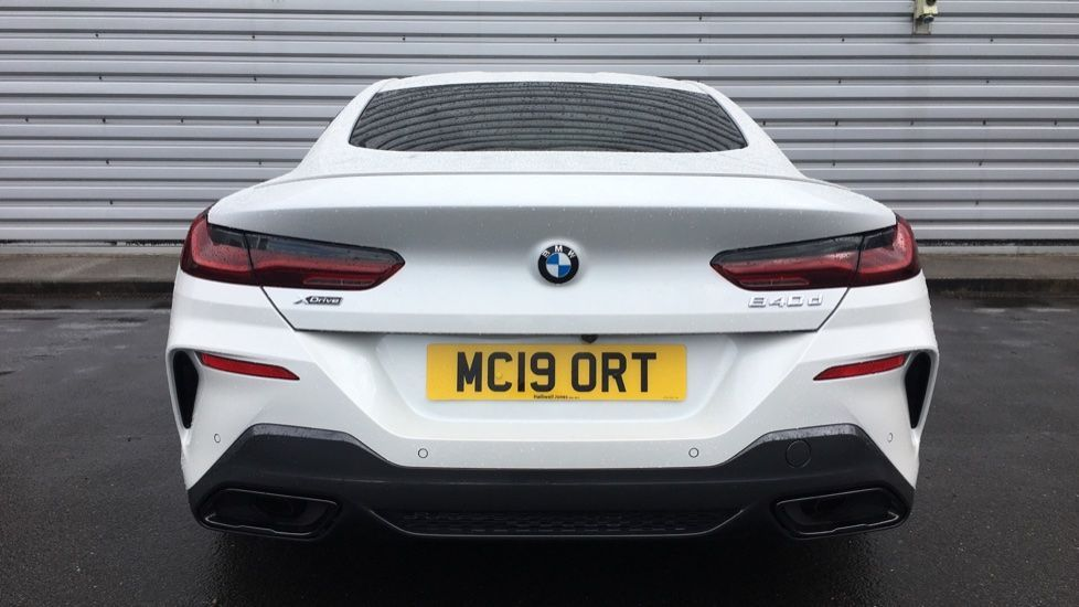 Image 34 - BMW 840d xDrive Coupe (MC19ORT)