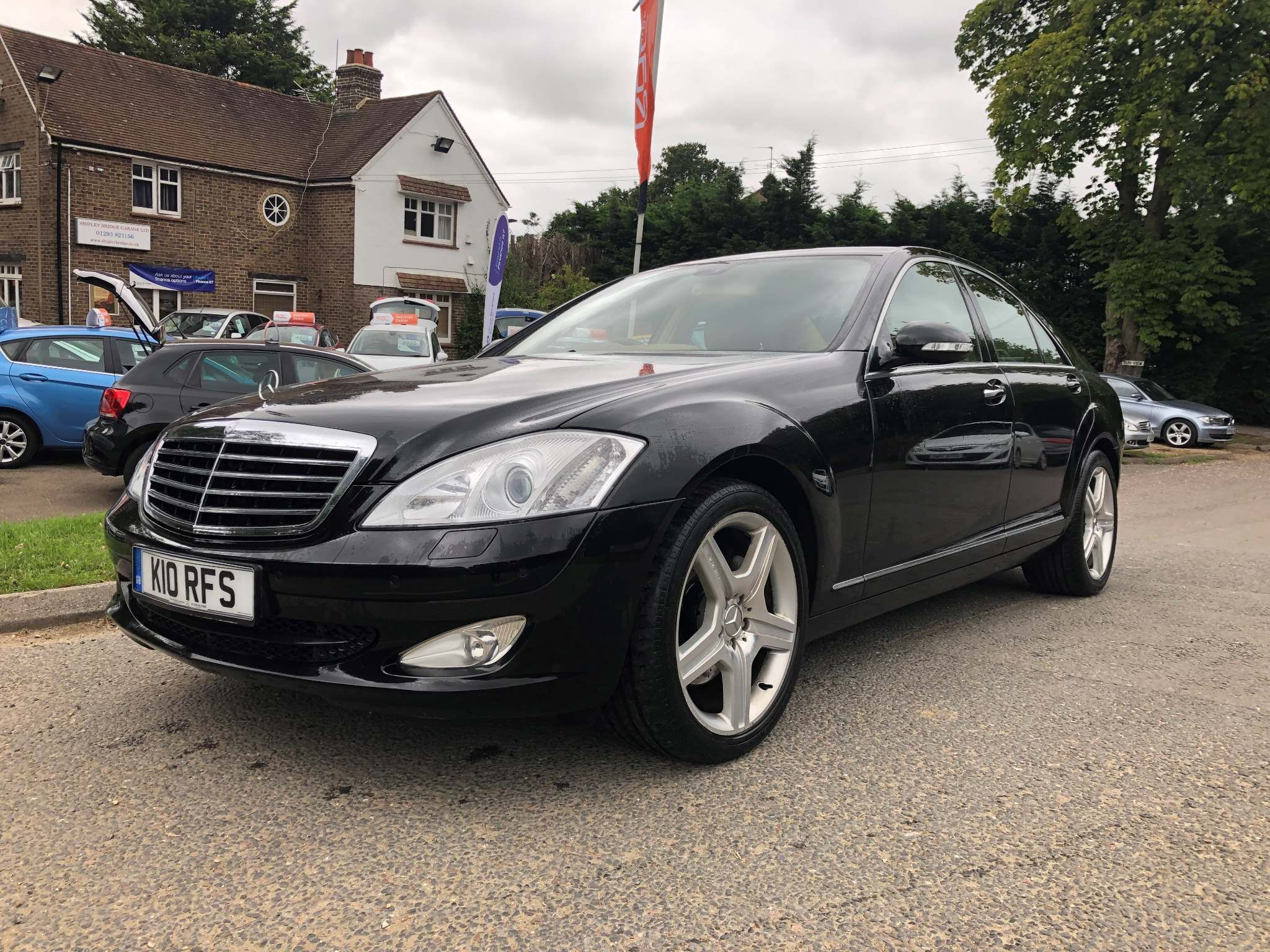 Used Mercedes-Benz S Class for sale