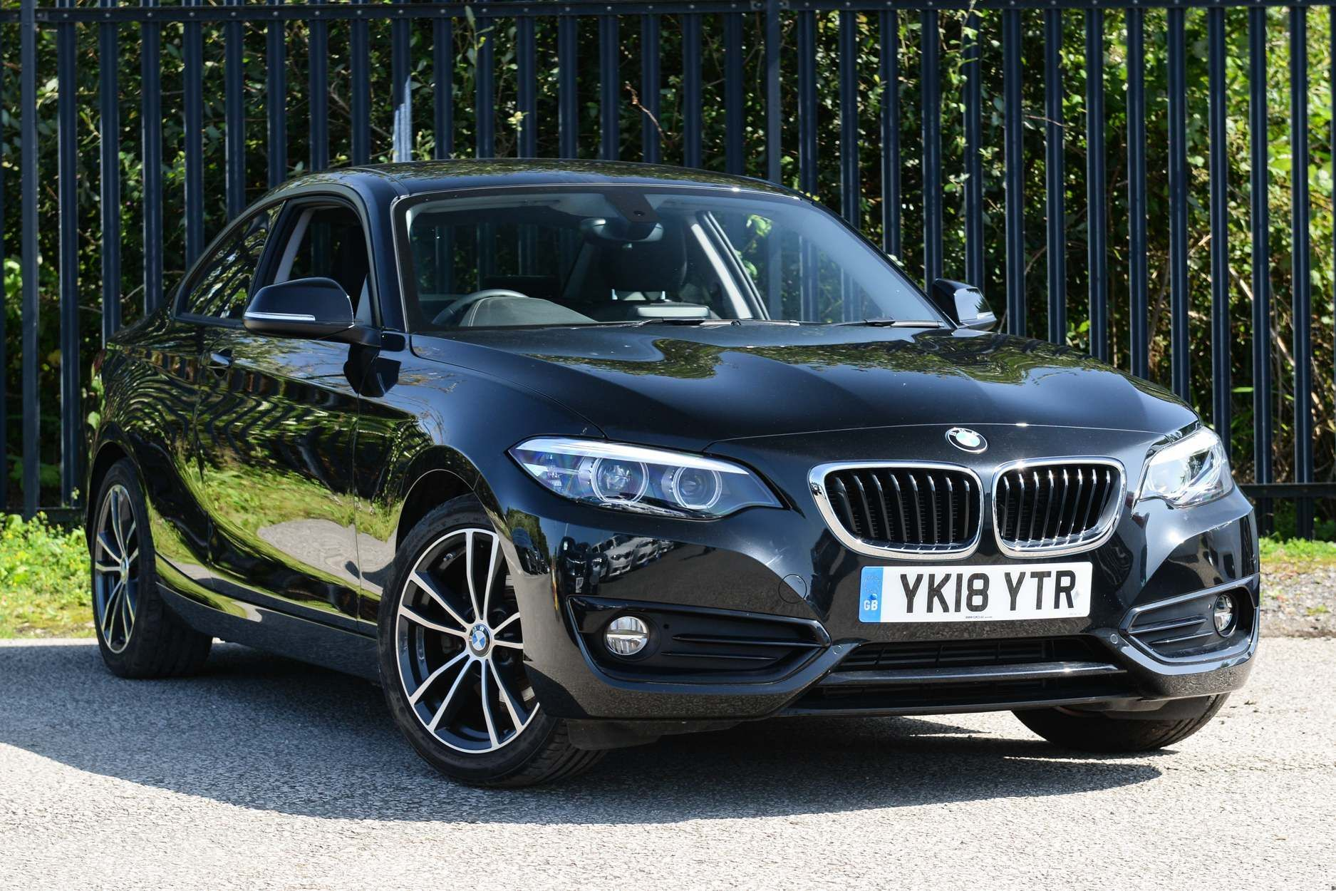 Image 1 - BMW 220d Sport Coupe (YK18YTR)