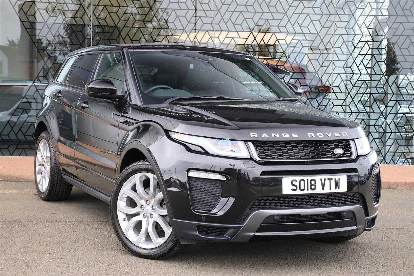 Used 2018 Range Rover Evoque 2.0 TD4 HSE Dynamic 5dr Auto