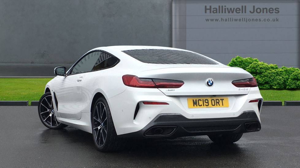 Image 2 - BMW 840d xDrive Coupe (MC19ORT)