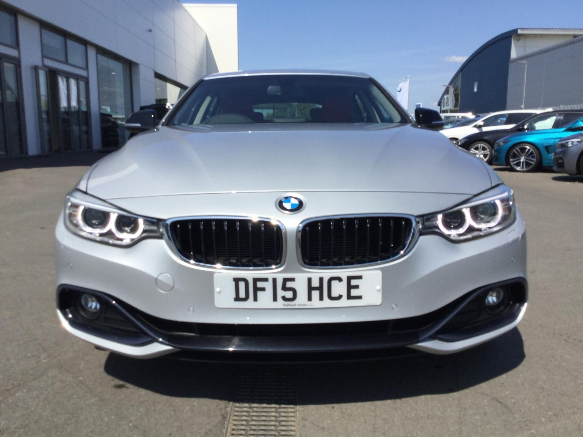 Image 5 - BMW 428i Sport Gran Coupe (DF15HCE)