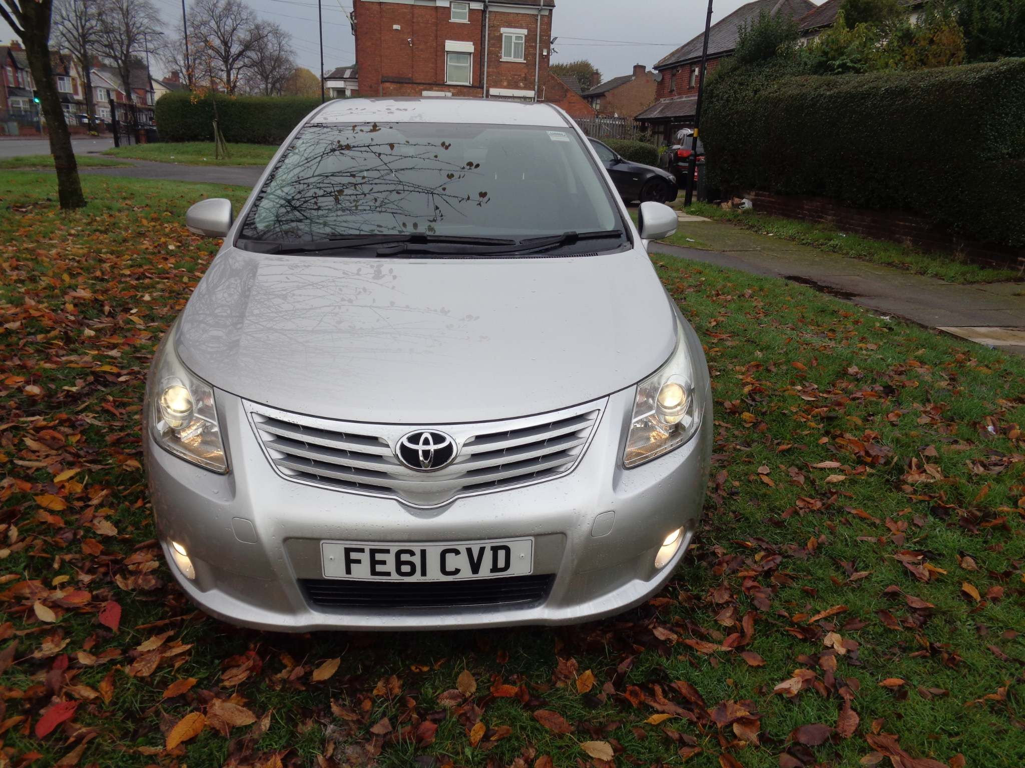 Toyota Avensis 1.8 TR 4dr