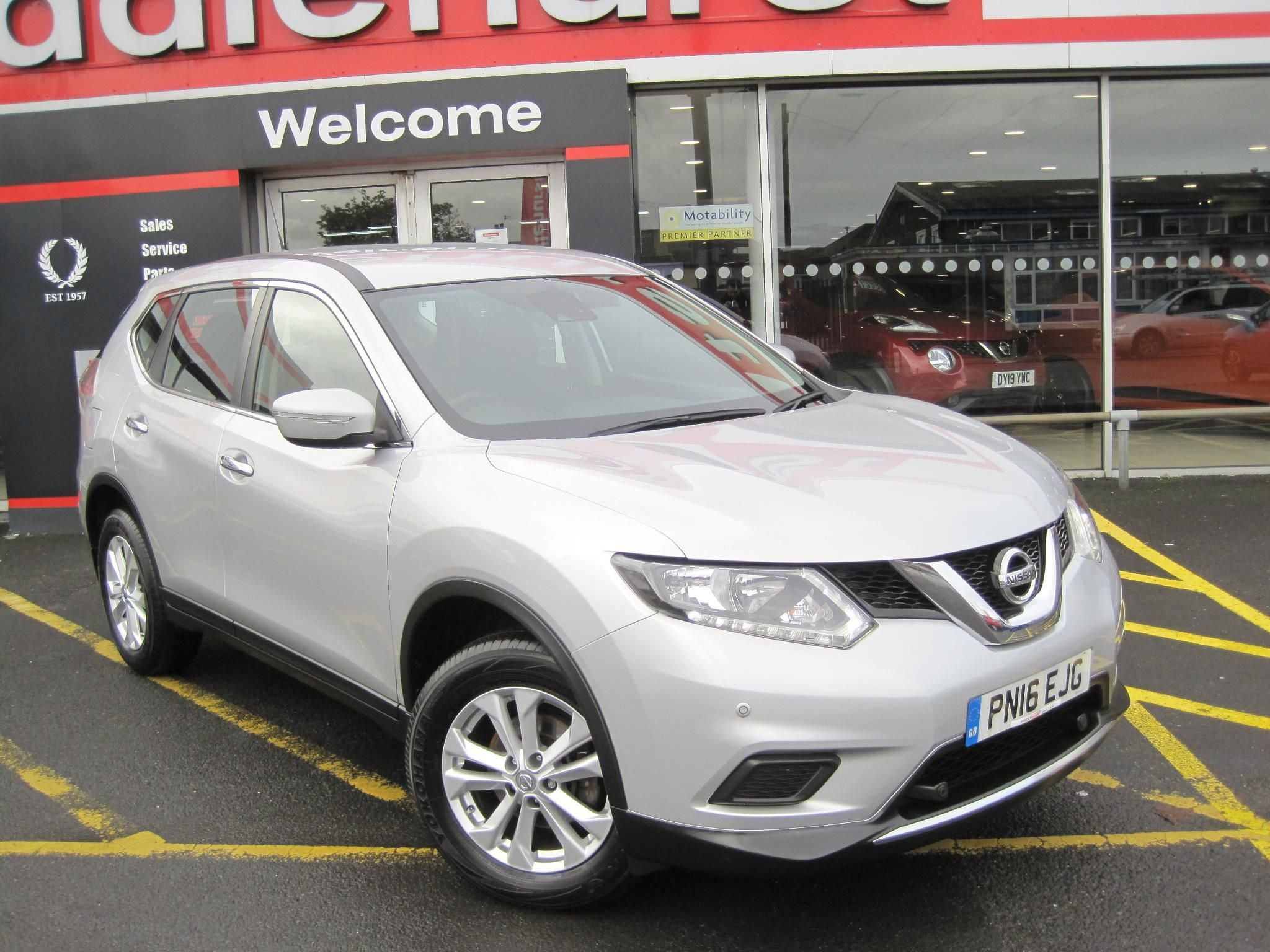 Nissan X-Trail 1.6 dCi Visia (s/s) 5dr