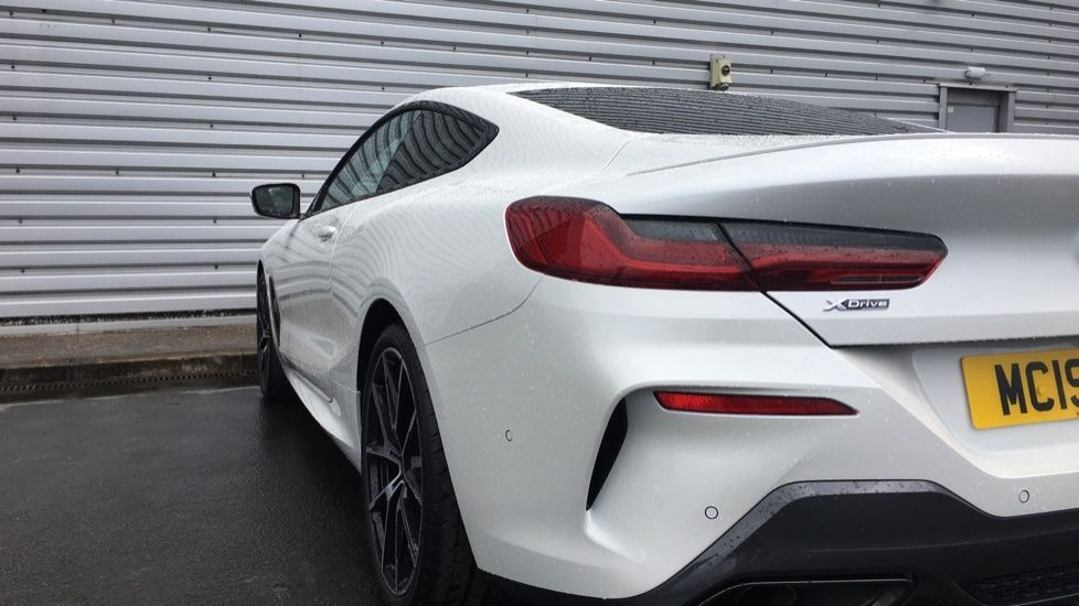 Image 39 - BMW 840d xDrive Coupe (MC19ORT)