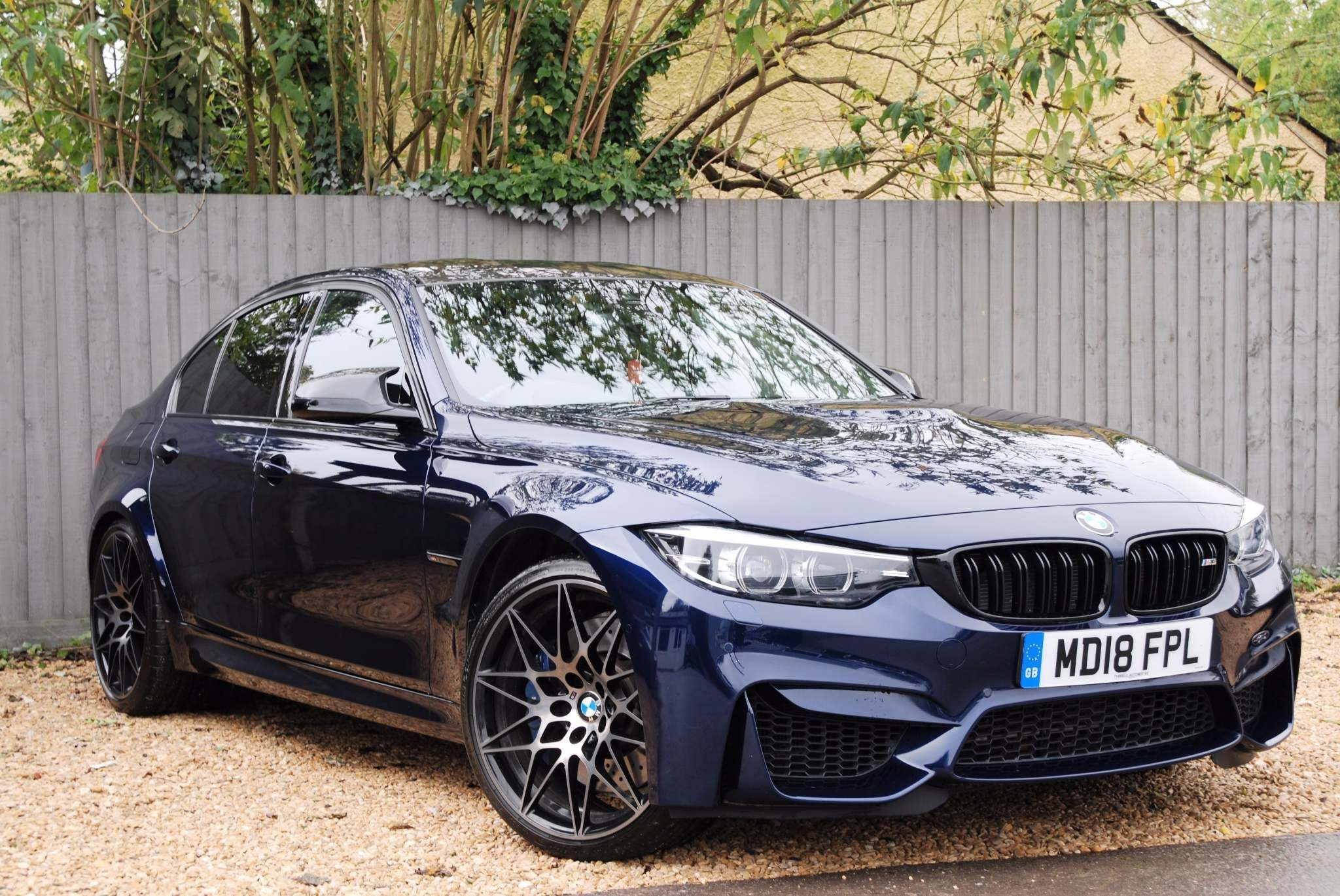 BMW M3 3.0 BiTurbo Competition Pack DCT (s/s) 4dr