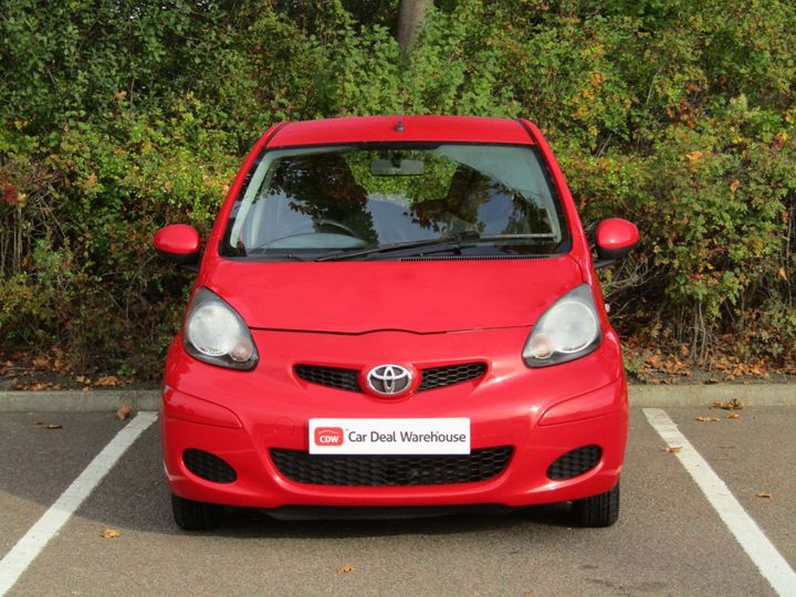 Car Dealerships Anchorage >> Cheap Used 2010 Toyota AYGO in Red for Sale in Edinburgh ...
