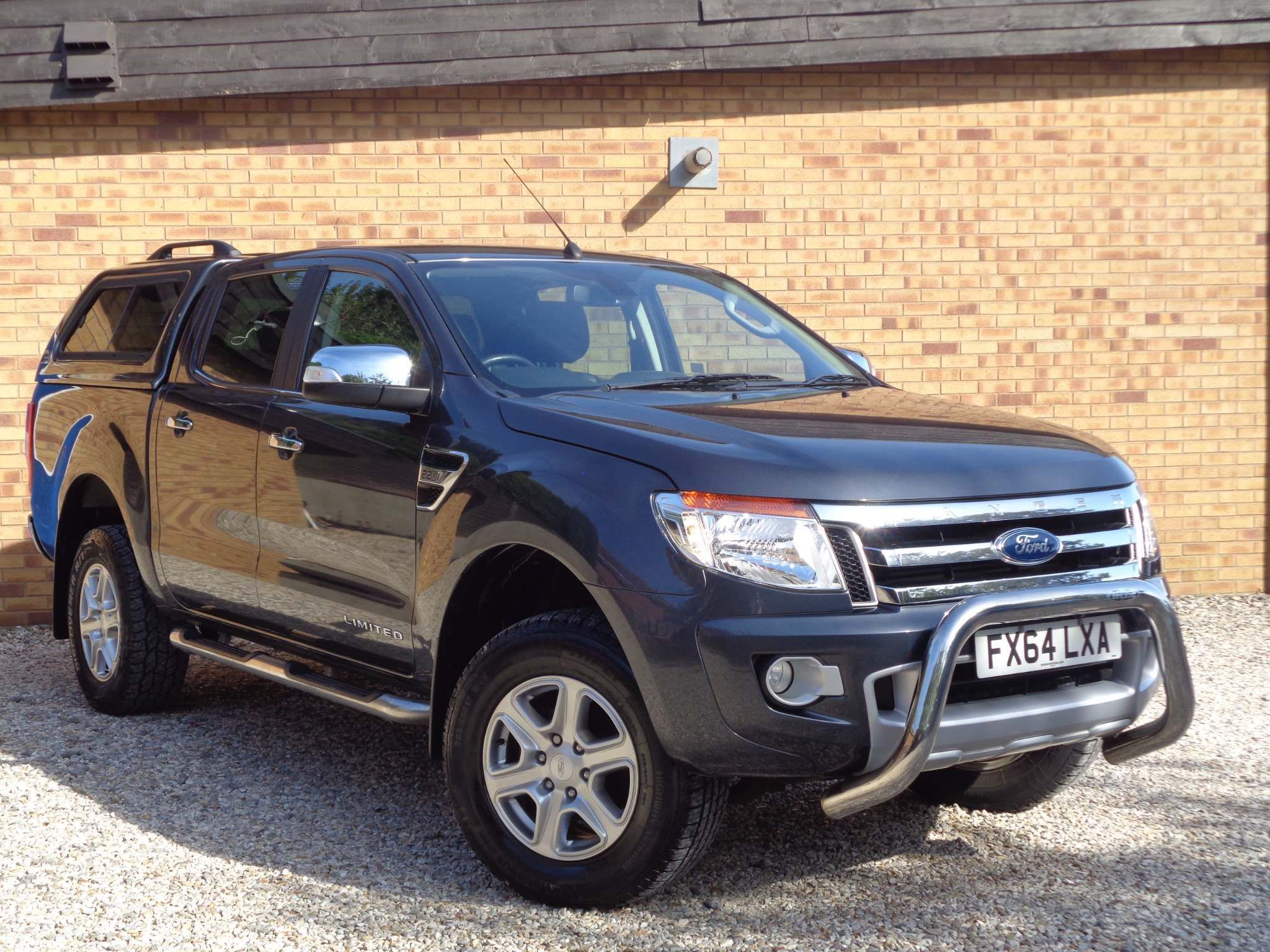 Ford Ranger 2.2 TDCi Limited 2 Double Cab Pickup 4×4 4dr (EU5)
