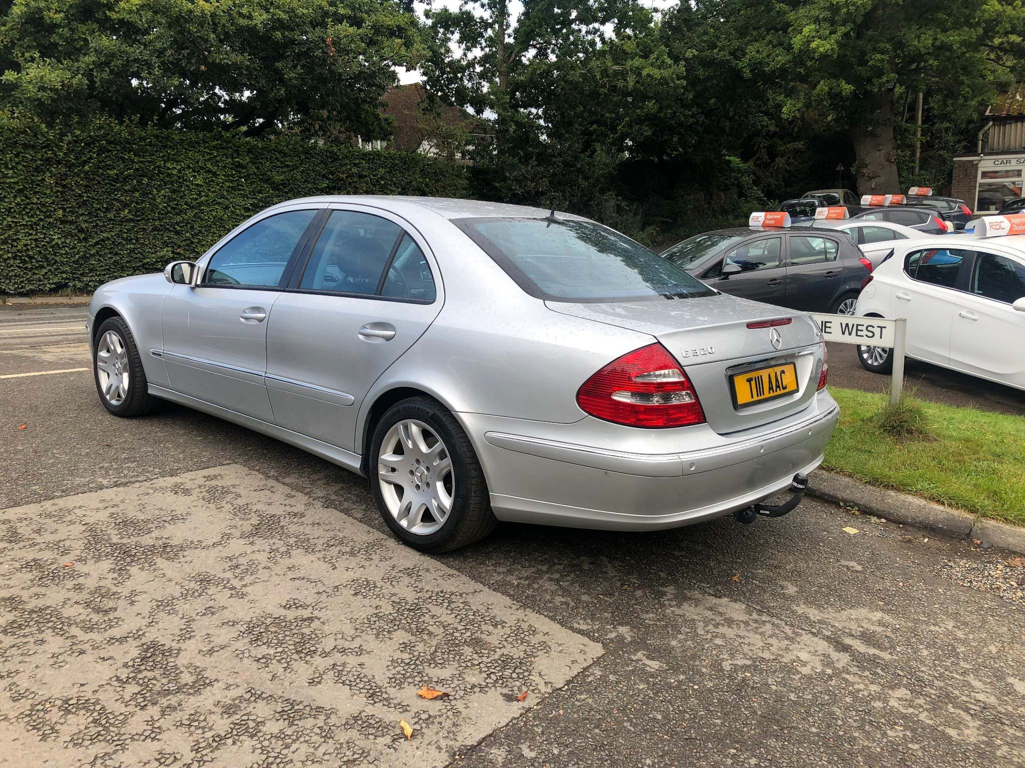 Used Mercedes-Benz E Class for sale