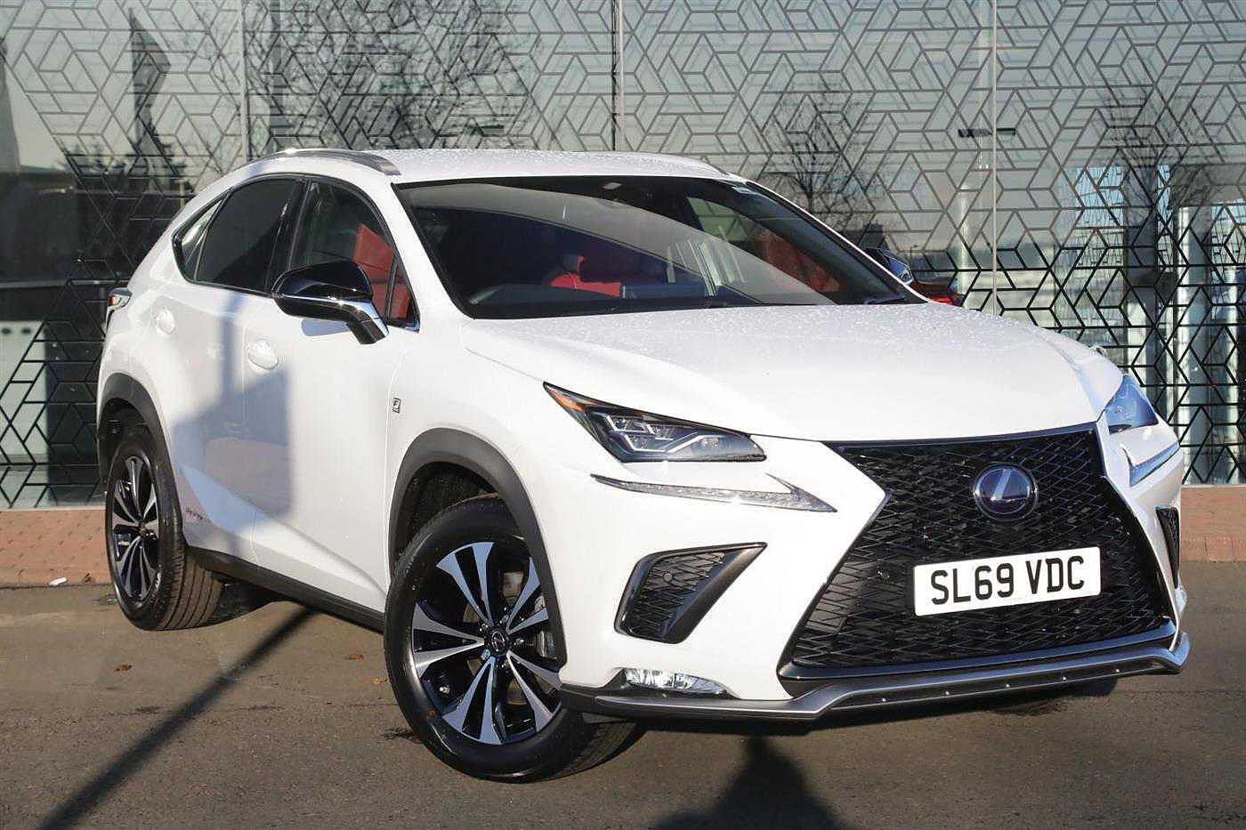 Used 2019 NX 300h F-Sport 5dr CVT [Premium Pack/leather]