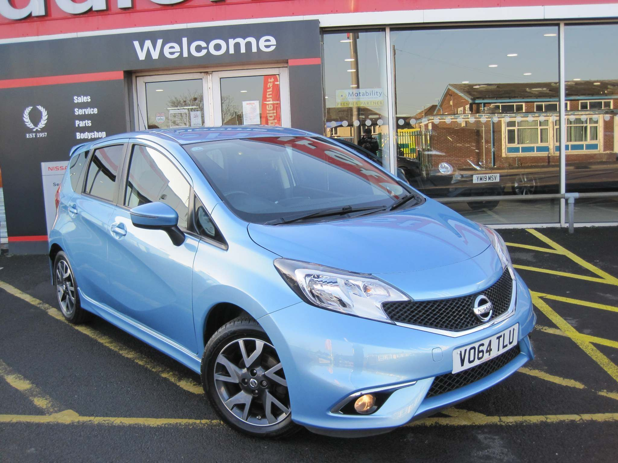 Nissan Note 1.2 Acenta Premium (Style Pack) 5dr