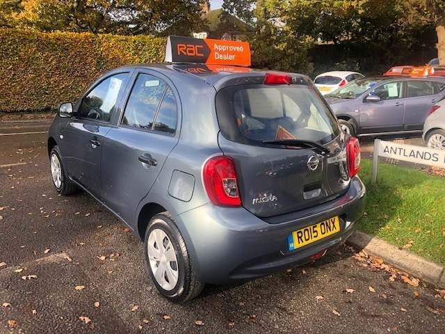 Used Nissan Micra for sale