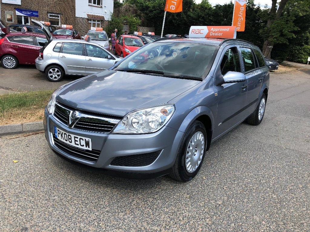 2008 Vauxhall Astra 1.8 i 16v Life 5dr For Sale