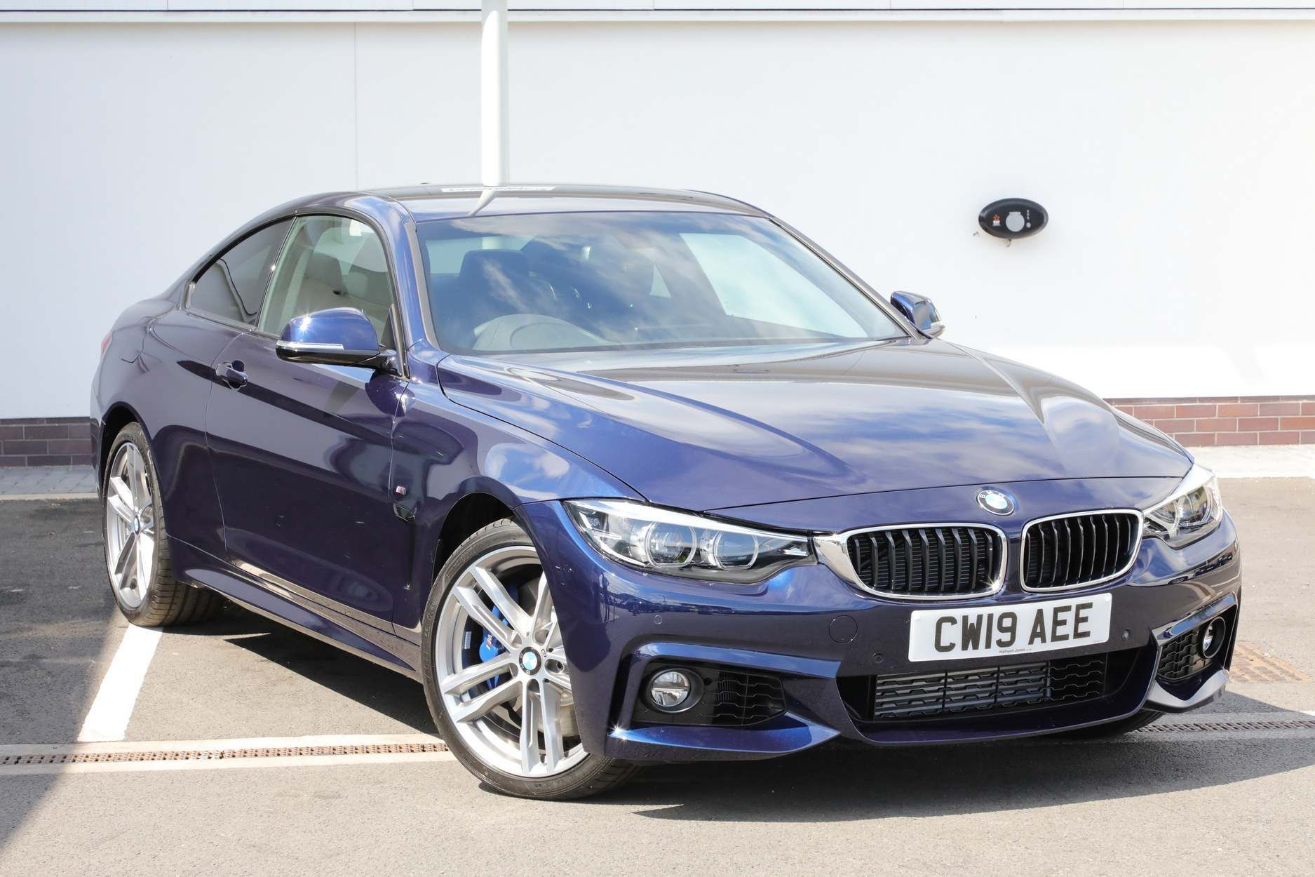 Image 1 - BMW 435d xDrive M Sport Coupe (CW19AEE)