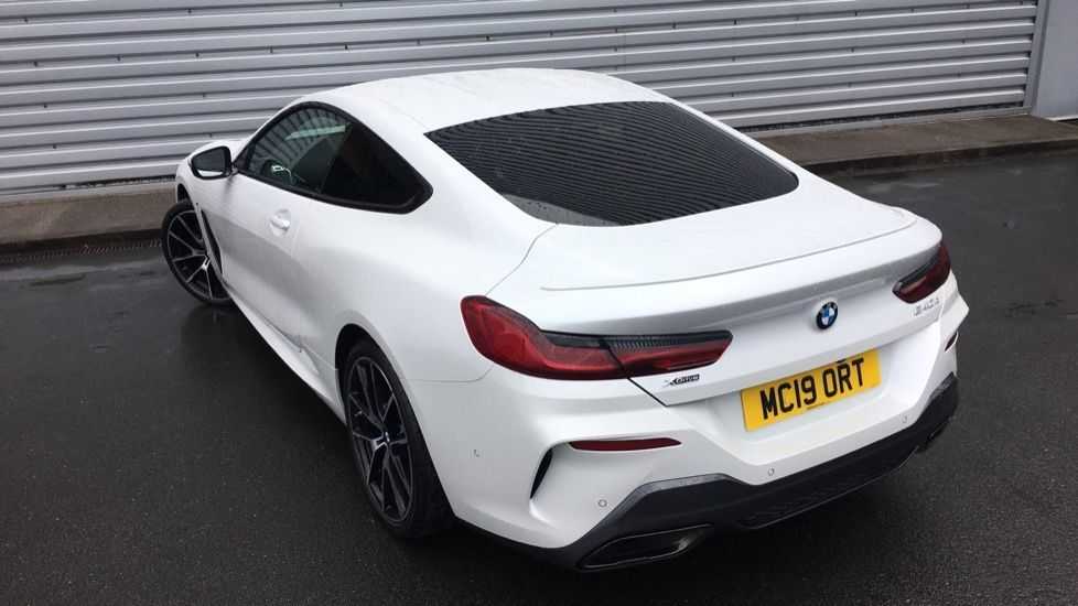 Image 40 - BMW 840d xDrive Coupe (MC19ORT)