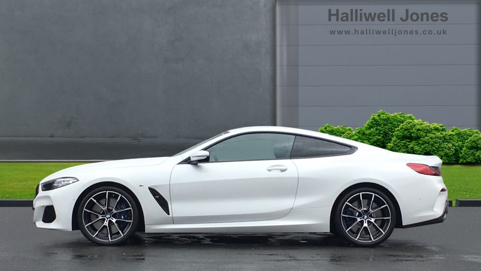 Image 3 - BMW 840d xDrive Coupe (MC19ORT)