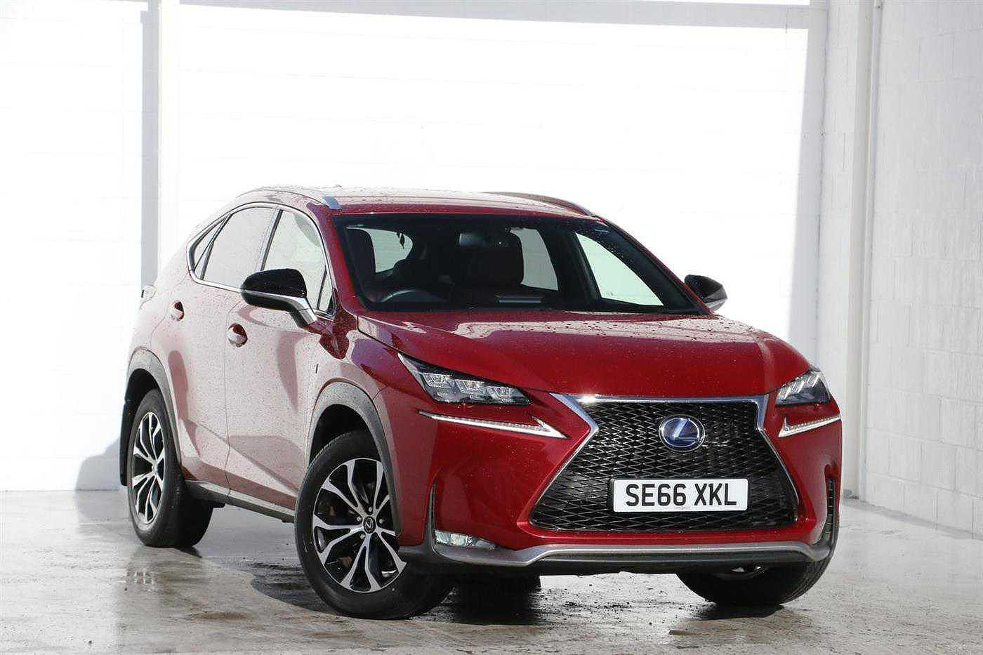 Used 2016 NX Unspecified 300h 2.5 F-Sport 5dr CVT
