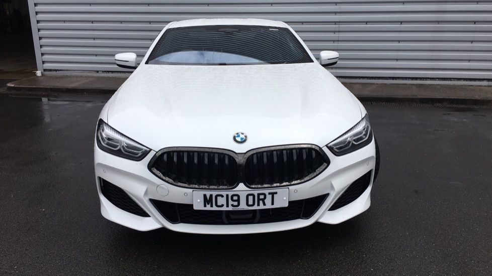 Image 19 - BMW 840d xDrive Coupe (MC19ORT)