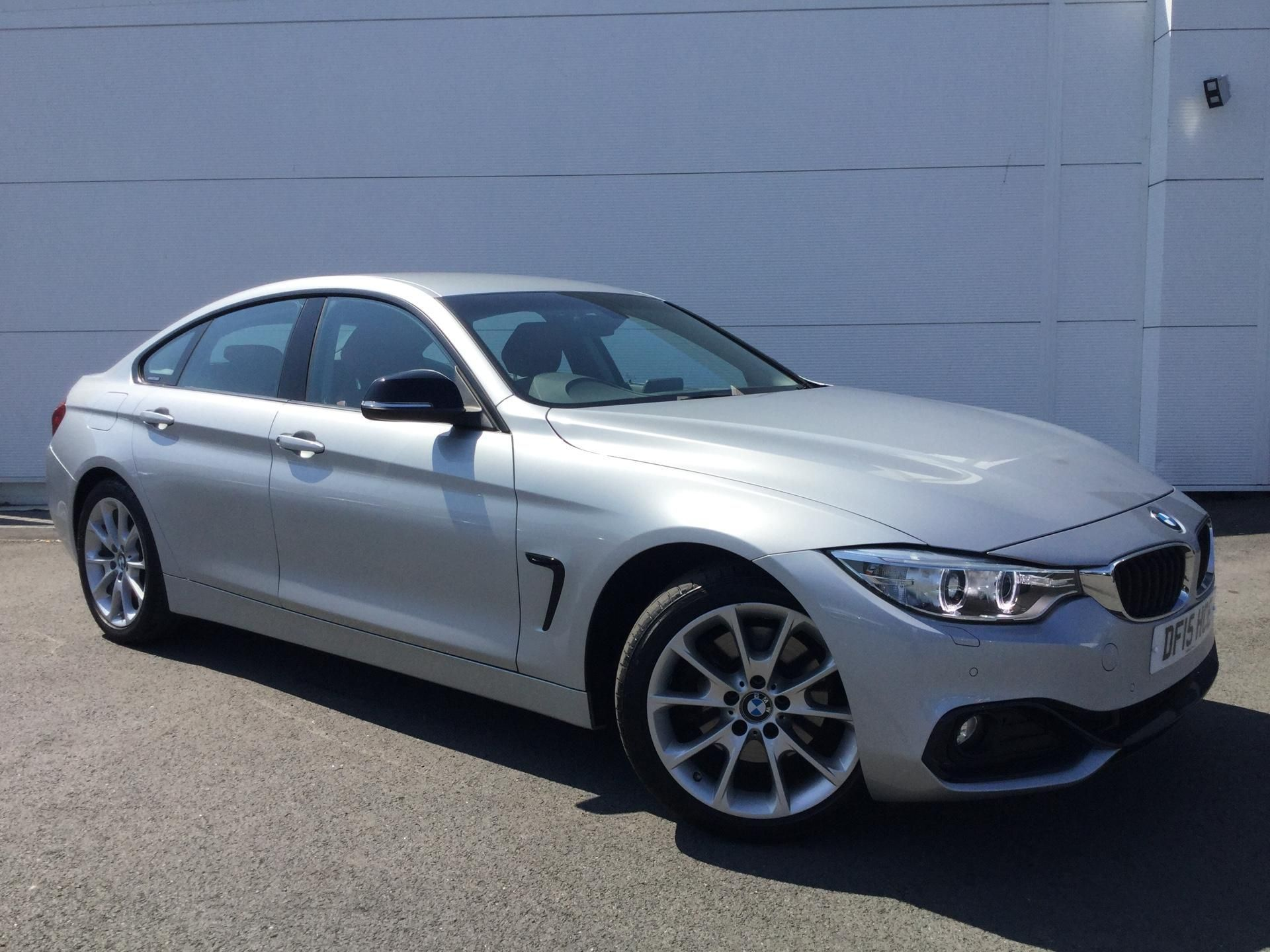 Image 1 - BMW 428i Sport Gran Coupe (DF15HCE)