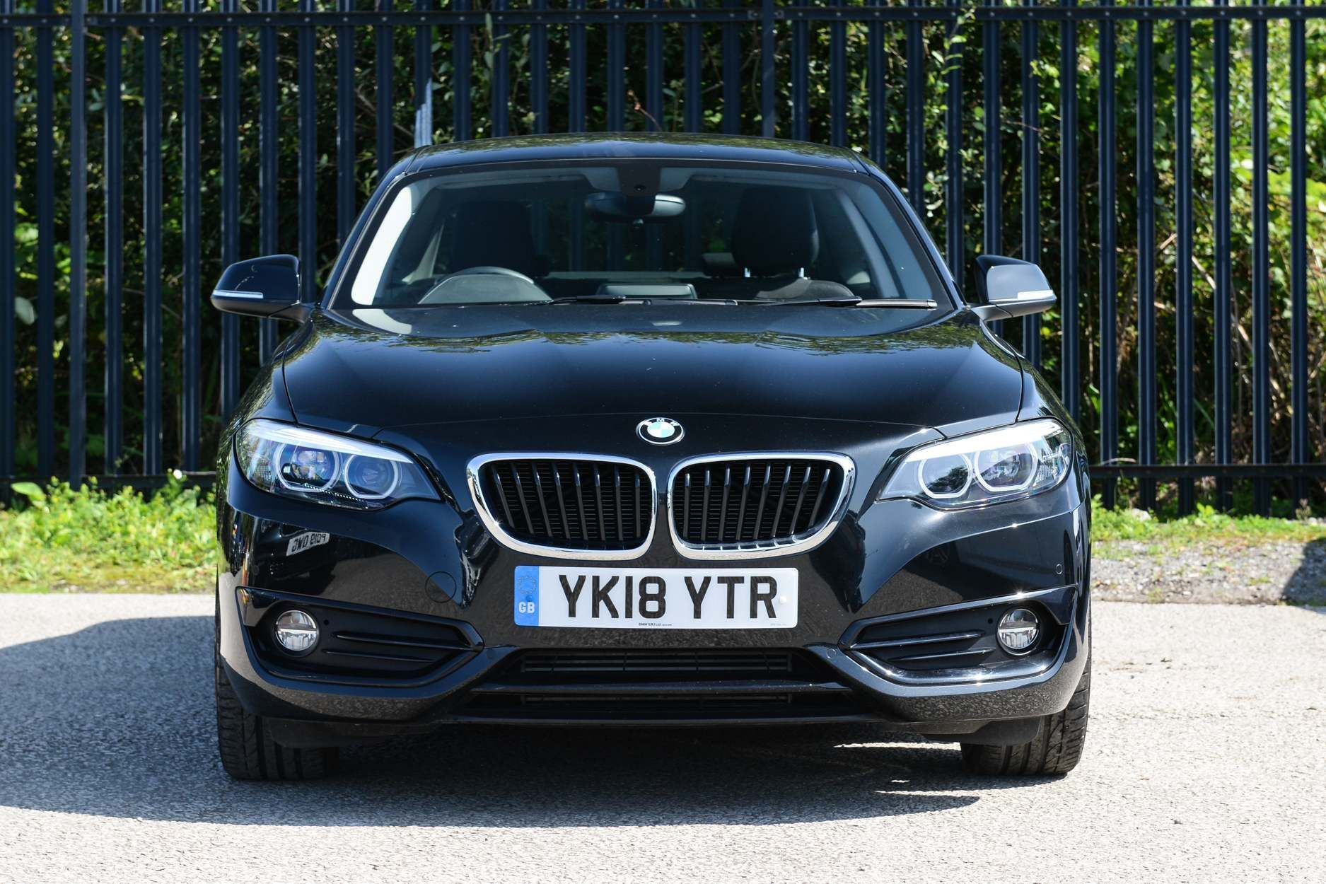 Image 11 - BMW 220d Sport Coupe (YK18YTR)
