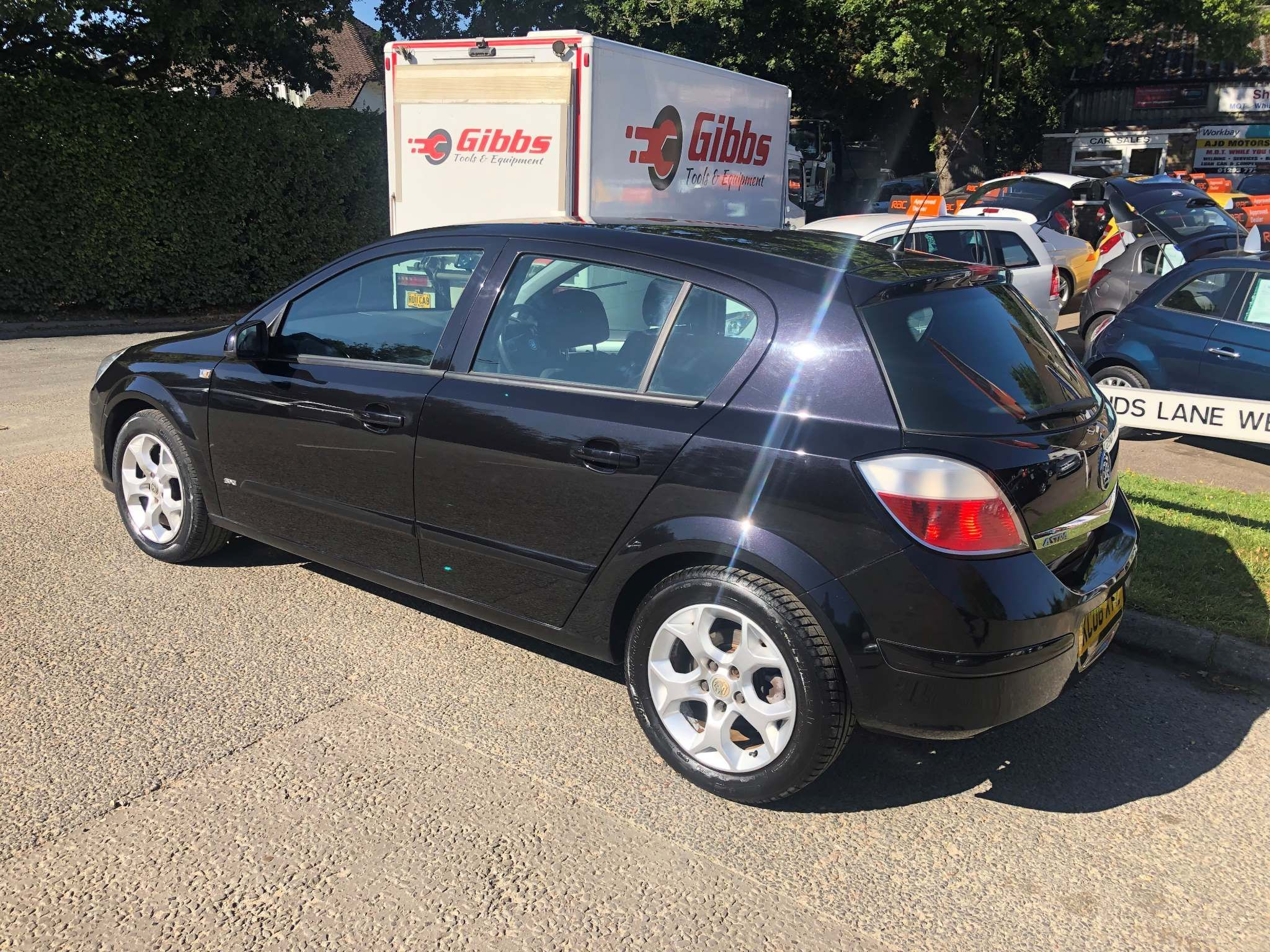 Used Vauxhall Astra for sale
