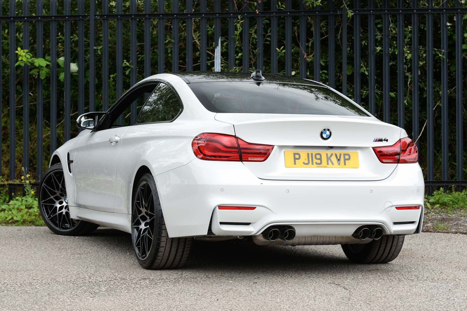 Image 2 - BMW Coupe Competition Package (PJ19KVP)